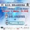 Calcio Serie D : Orlandina domenica arriva il Pomigliano