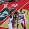 Basket serie A  l' Orlandina si arrende nel finale a Pesaro