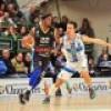 Basket: Un' ottima Orlandina sconfitta  negli istanti finali  a Sassari  .