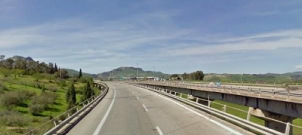 Autostrada Me -Pa : Rimosso il doppio senso di circolazione in corrispondenza della Galleria Montagnareale
