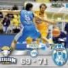 Basket serie A : Una grintosa Orlandina si impone a Torino  per 71 a 69