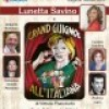 "Capo d' Orlando Theater : Questa sera in scena ""Grand Guignol all'italiana"" con Lunetta Savino"