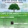 """""""Earth Day 2016 – Capo d' Orlando per la terra"""" –  Dal 22 al 24 Aprile ."""