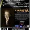 """Capo d' Orlando : Sabato la Giornata dell' Arte e  """"serata d'onore con Gianfranco D'Angelo"""""""