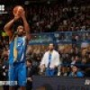 Basket serie A : Bella vittoria dell' Orlandina a Cantù