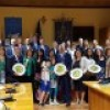 Capo d' Orlando : Ieri il saluto ufficiale del Consiglio Comunale   con la delegazione  di Culver City