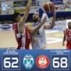 Basket serie A : L' Orlandina lotta fino alla fine ma al PalaSikeliArchivi vince Milano