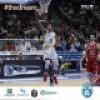 """Basket serie A : L' Orlandina festeggia la prima vittoria interna della stagione . Coach Di Carlo """" Vittoria molto importante"""""""