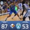 """Basket serie A :  Pesante sconfitta dell' Orlandina a Brescia  . Di  Carlo """" Abbiamo giocato male"""""""