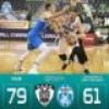 Basket Champions League : Orlandina sconfitta a Salonicco