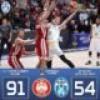 """Orlandina Basket : A Milano arriva la settima sconfitta consecutiva. Di Carlo """"Situazione complicata, dobbiamo invertire la rotta"""""""
