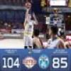 Basket serie A : Venezia Batte l' Orlandina  104 a 85