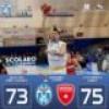 Basket serie A : L' Orlandina lotta fino alla fine ma un canestro di Okoye allo scadere regala la vittoria a Varese