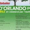 Capo d' Orlando : Earth day 2018 , tre giorni dedicati alla terra