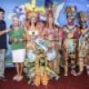 I carnevali del Mediterraneo Trionfano a Capo d' Orlando . Le Foto