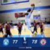 Orlandina Basket : Battuta Biella nel finale  77 a 73.