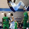 Basket serie A2 : Parks e Triche trascinano l' Orlandina alla Vittoria . Battuta Siena 93 a  78