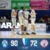"""L' Orlandina Basket vince la Prima gara dei quarti di finale. Coach Sodini """" Voglio dedicare la vittoria di stasera alla lotta di Sergio, di cui tutti siamo partecipi"""""""