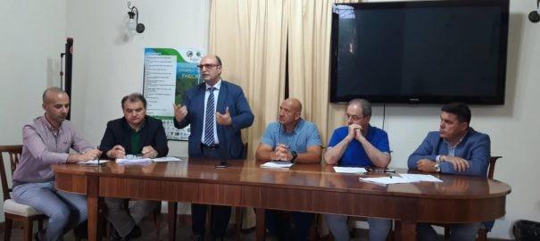 """Parco dei Nebrodi, riunione operativa : """"La D.O.P. sia una priorità per i prosciutti di suino nero dei Nebrodi"""""""