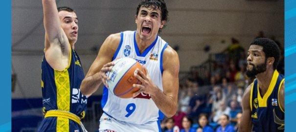 """Basket serie A2 : All' Orlandina non basta il cuore al PalaFantozzi vince Torino. Coach Sodini """" Sono convinto della strada intrapresa"""""""