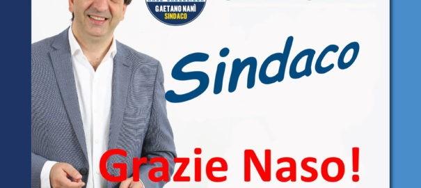 Naso : Il Nuovo Sindaco è Gaetano Nanì . I dati  definitivi
