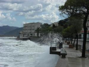 Spiaggia di San Gregorio, ispirò Gino Paoli