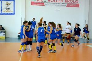 Festa Orlandina Volley a Brolo