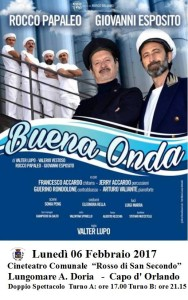 Locandina Buena Onda 2017
